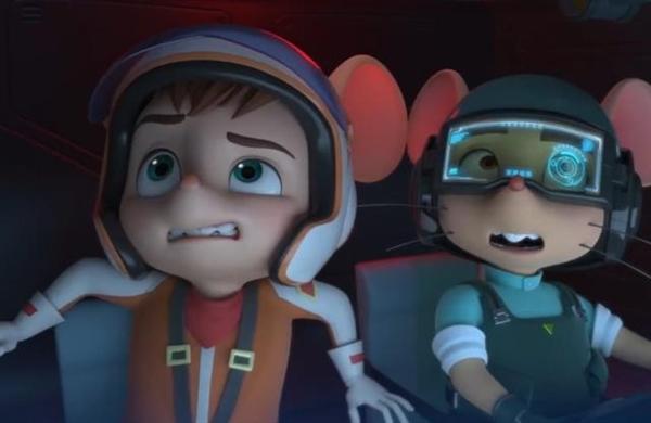 新版《舒克与贝塔》预告片发布:全3D制作!