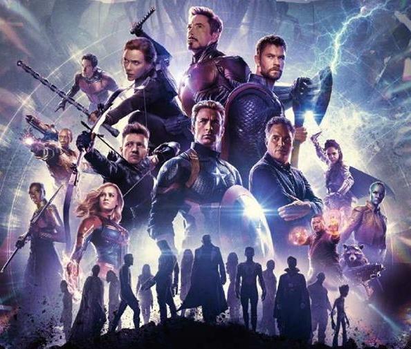 IMAX中国单片历史最高票房:《复联4》以4.96亿元登顶