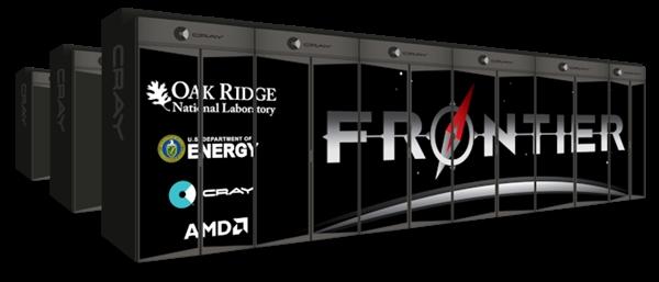官宣!AMD將負責打造世界最強超級計算機Frontier:每秒150億億次