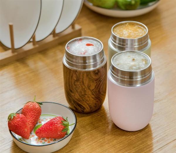 拯救你的早餐 小米有品新品:營養燜煮 6小時保溫