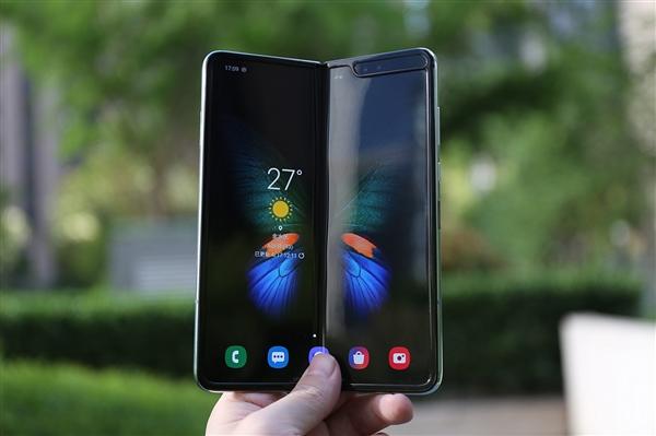 三星表示最快本周重新公布Galaxy Fold上市时间:屏幕问题已解决
