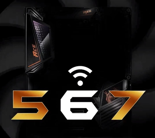 6IuN5LqV56m66ICB5biI5b2x6Zz5YWI6ZSL_微星预告锐龙3000 x570主板:首次支持wi-fi 6
