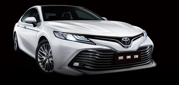 廣汽豐田凱美瑞4月銷量大漲47%:全新換代雷凌5月20日發布