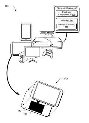 微軟全新專利曝光:用磁鐵代替膠水進行組裝