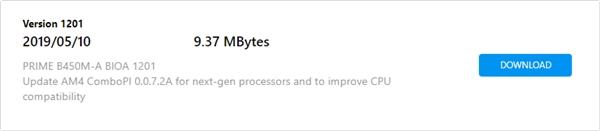 A320/B450/X370等主板獲BIOS更新:支持AMD三代銳龍、步進B0