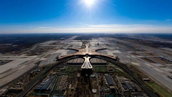 First of the Seven Wonders of the New World: The World's Largest Airport, Beijing Daxing International Airport Secret - IT & Transportation - cnBeta -d579877d-3003-491c-b008-098b9d2a67e0