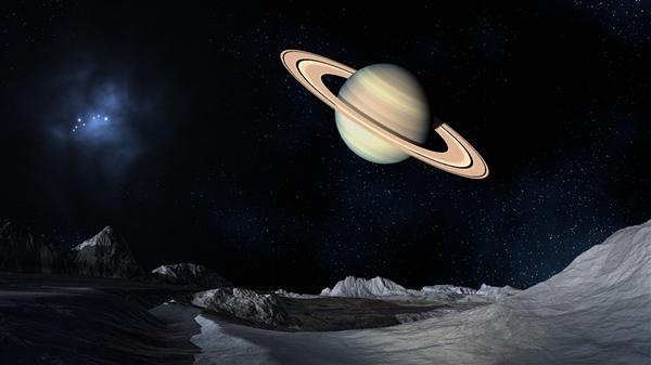 """天文学家无法揭晓""""海角天涯""""的奥秘叶瓣组织"""