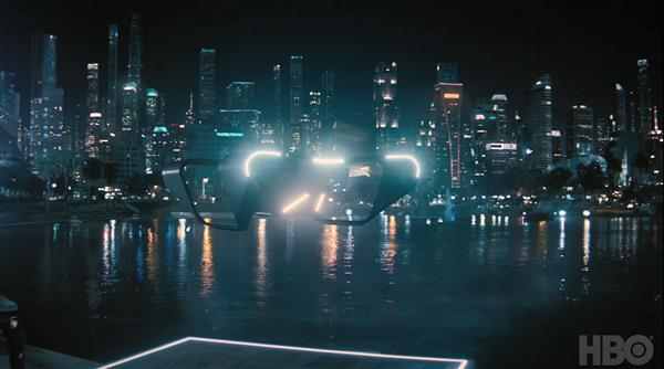 《西部世界》第三季预告片发布:异日科幻场景