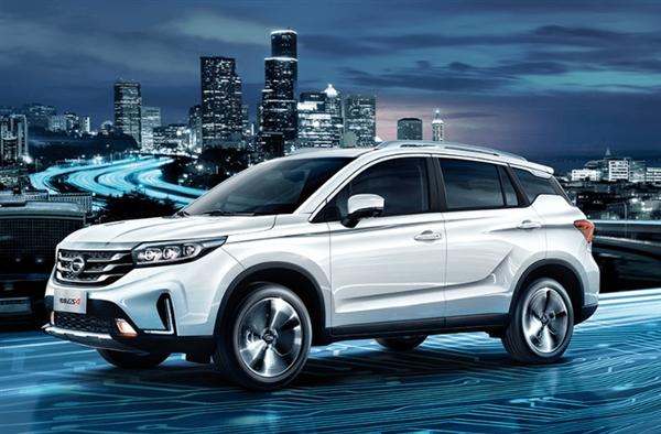 向三缸轉型 廣汽傳祺全新GS4預計11月上市