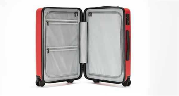 红米旅行箱20英寸发布:出街太拉风