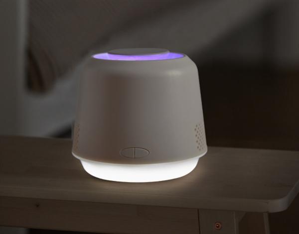 小米有品上架呼吸灭蚊灯:静音无干扰