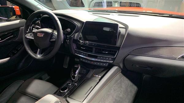 CTS的继任者凯迪拉克CT5-V全球始发:3.0T V6