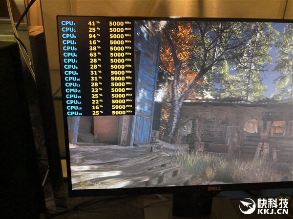 Intel展现稀奇版i9-9900KS:轻盈全核5GHz