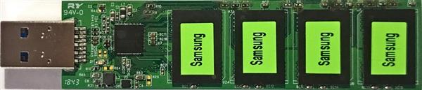 慧荣首秀单芯片主控:U盘大小的SSD成真