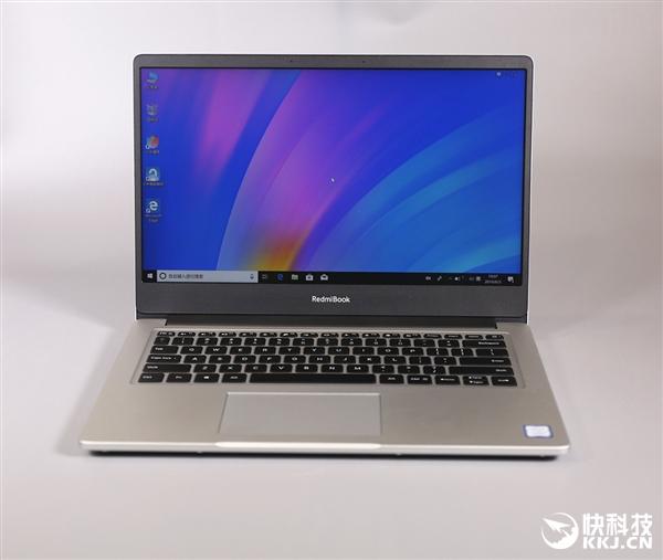 4K 价位性价比始选!红米笔记本RedmiBook 14图赏
