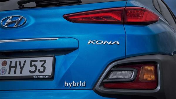 国产昂西诺跟进?现代KONA混动版即将上市:油耗3.26L/100km