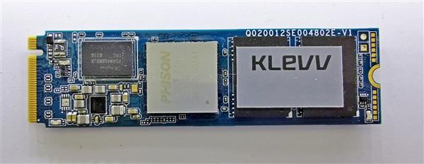 艾思科展示PCIe 4.0 SSD:或是唯一SK海力士闪存