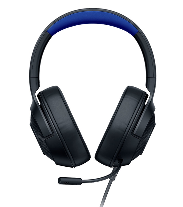 听音辩位!雷蛇推出Kraken X超轻型7.1声道游玩耳机