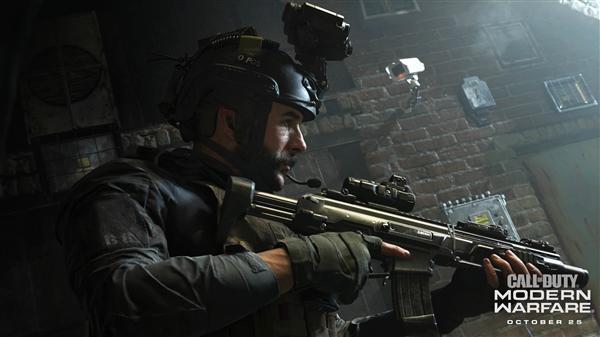 第五款!《使命召唤:当代搏斗》PC版添入光线追踪