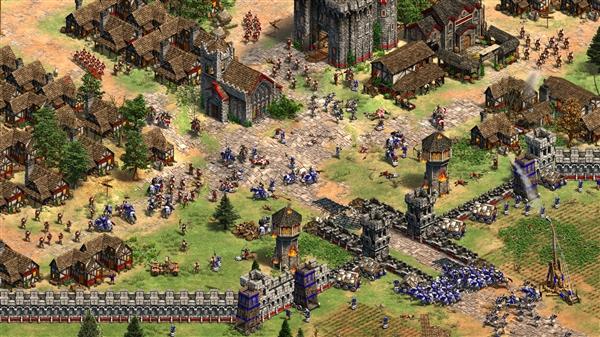 4K画质:《帝国时代2:最终版》上架Steam 声援中文