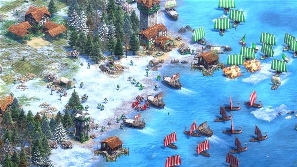 4K画质:《帝国时代2:最终版》上架Steam 赞许中文