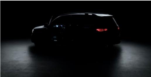 家族最便宜的7座SUV 奔驰GLB 于6月10日全球首发