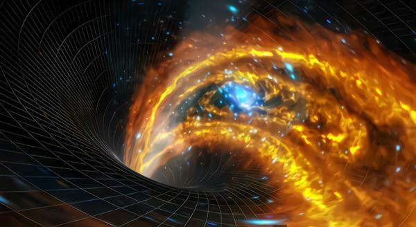 科学家用实验证实霍金是对。的:暗洞最后会息灭