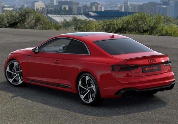 2.9T V6 奥迪崭新RS5双门轿跑版曝光:限量发售250台