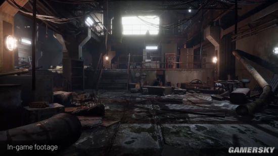 波兰厂《切尔诺贝利》演示秒杀光追 实际扫描太真切
