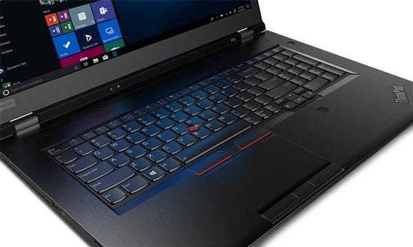 台式机替代品:联想发布17.3寸怪物本ThinkPad P73
