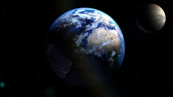 科学家们刚刚发现了一个暗藏在。地球深处的未知磁力源