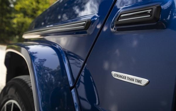 比时间更重大 奔驰G级推出40周年稀奇版车型
