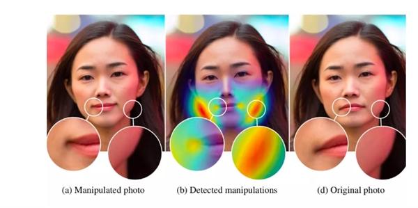 Adobe研发AI工具 自动发现被PS的人类面部