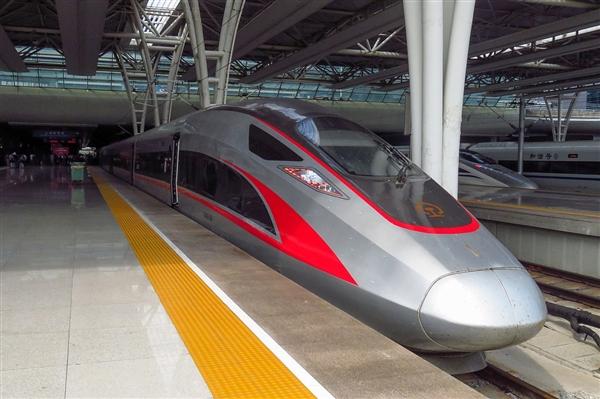 世界始次 京张高铁将实现300-350公里时速自动驾驶