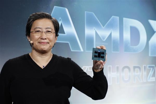 5年间AMD股价上升800%!苏姿丰入选全球最佳CEO:黄仁勋落榜