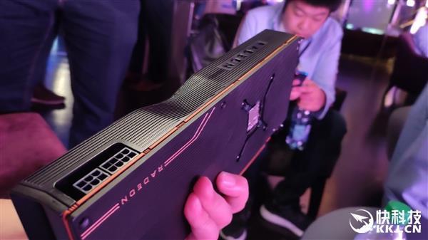 非公版RX 5700系列显卡8月下旬问世 三风扇、频率破2G?