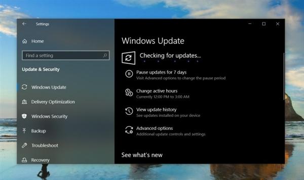 外接USB升级题目已修复 微柔能够平常升级Win10五月更新