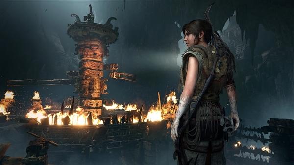 《古墓丽影:黑影》Steam历史新矮 能够着手了
