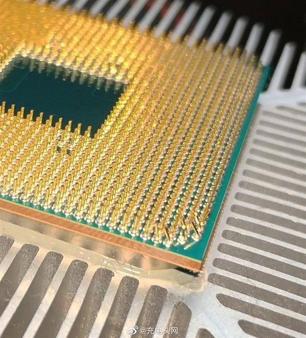 AMD Socket插槽的平时操作:拔出散炎器带出CPU 针脚曲了