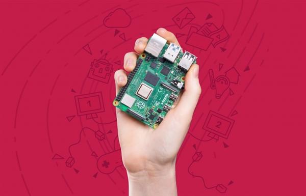 树莓派4B性能测试:落后Intel i3众达90%、取代PC实属夸张