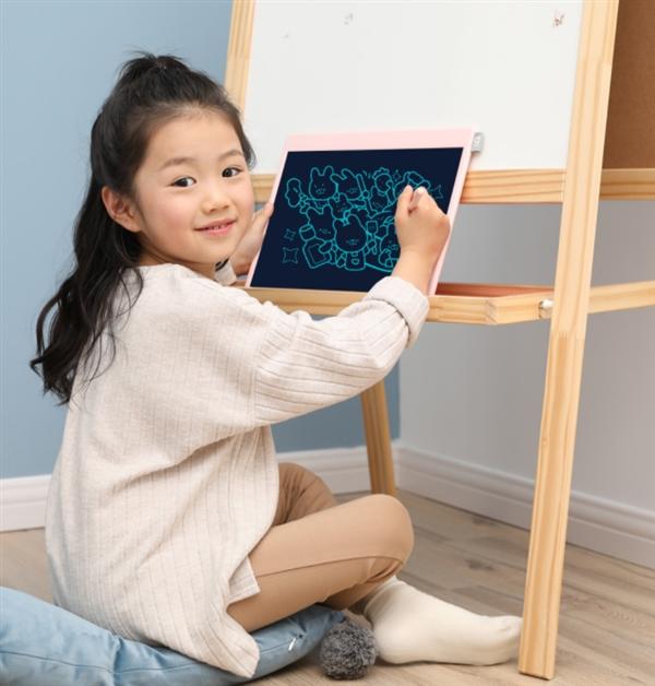 幼米有品上架智能幼暗板:13.5英寸/可逆复擦写10万次