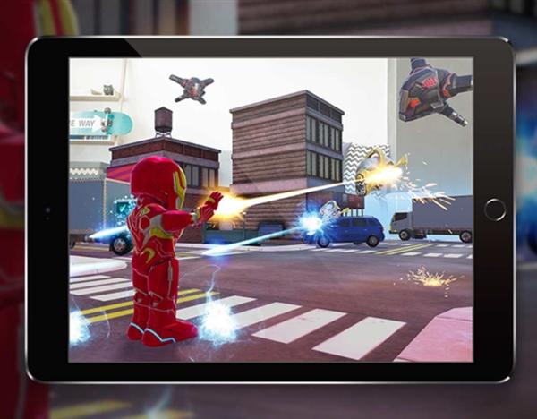 小米有品上架钢铁侠智能机器人:沉浸式AR游戏体验
