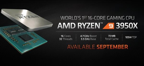 AMD锐龙9 3950X全核暴超5.4GHz:再次打破跑分世界纪录