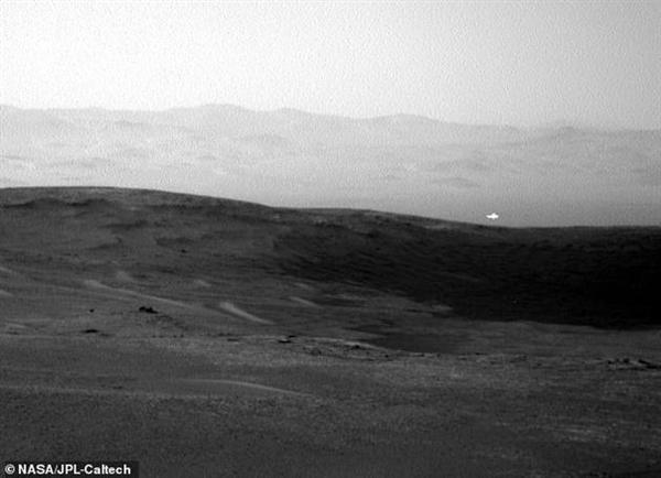 火星上的奥秘发现:益奇号发现奇不益望的白光