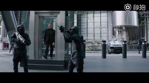 《速度与情感》前传中文预告发布:强森。斯坦森出镜