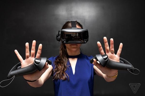 Valve新款VR设备今日始发