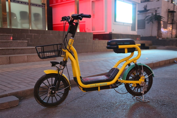 NBA球星哈登上海街头骑电动车违规 本人微博致歉