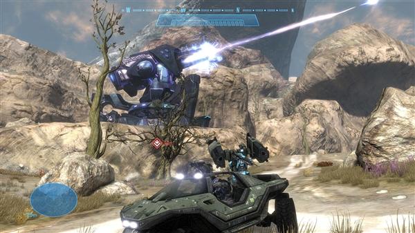《光环:致远星》PC版开起幼周围内测