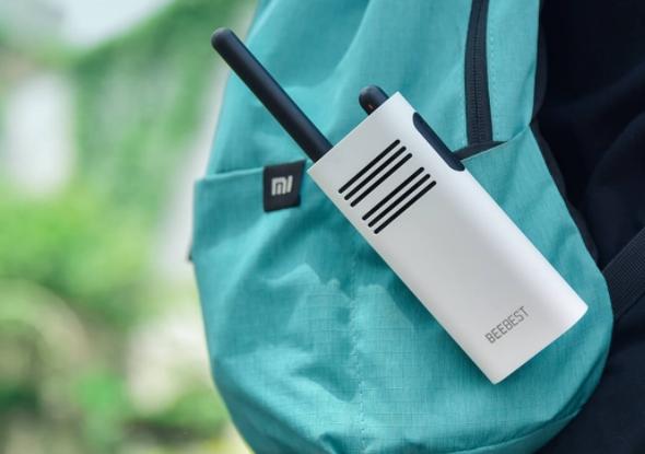 极蜂幼语对讲机正式开售 1-5千米通话/7天超长待机