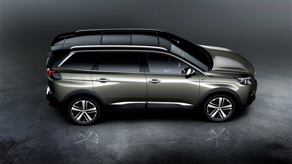 奶爸也能胜任的7座SUV!标致新款5008上市:18.77万起